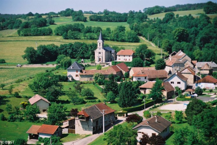 villages de Parves & Nattages