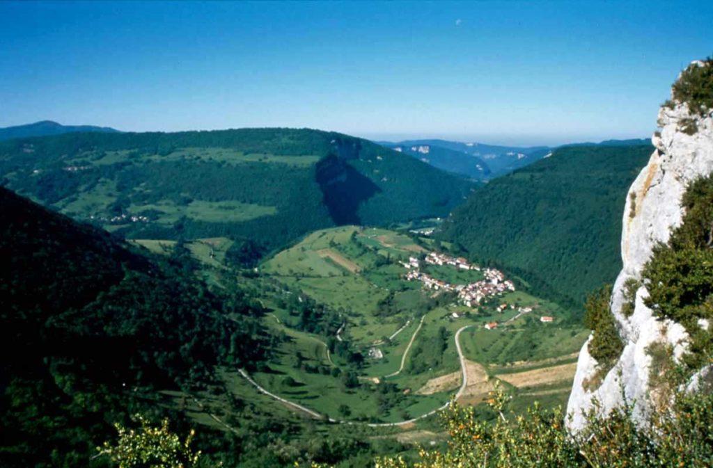 Village d'Oncieu Bugey