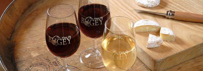 vin du Bugey et fromage de l'Ain